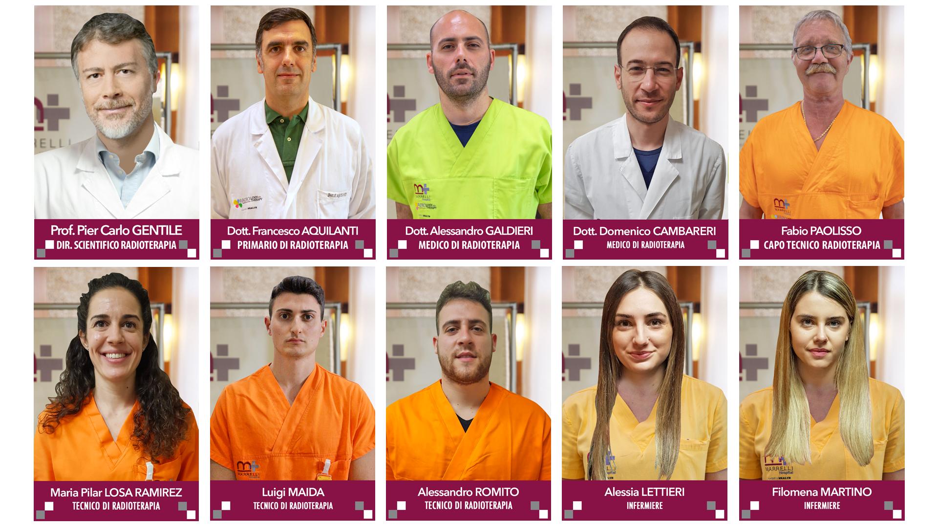 Marrelli Hospital - Health Care Center in Crotone - Italy